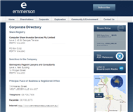 Emmerson Resources Limited Website Link
