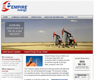 Empire Energy Group Limited Website Link