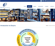 Empire Oil & Gas NL Website Link