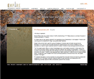 Empire Resources Limited Website Link
