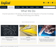 Empired Ltd Website Link