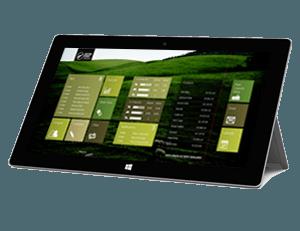 Silver Fern Farms tablet