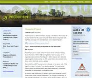 Encounter Resources Limited Website Link