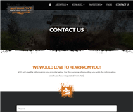 Automotive Solutions Group Limited Website Link