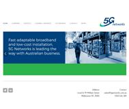 5G Networks Limited Website Link