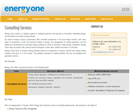 Energy One Limited Website Link