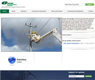 Energy Technologies Limited Website Link