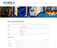 Enerji Ltd Website Link