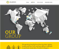 Enero Group Limited Website Link