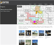 Entek Energy Ltd Website Link