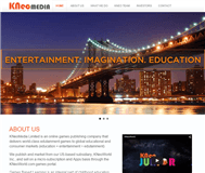 KNeoMedia Limited Website Link