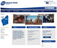 Enterprise Metals Limited Website Link