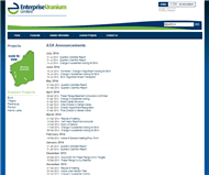 Enterprise Uranium Limited Website Link