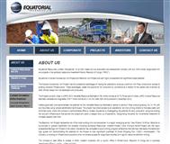 Equatorial Resources Limited Website Link