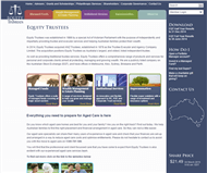 Equity Trustees Limited Website Link