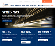 ERM Power Limited Website Link