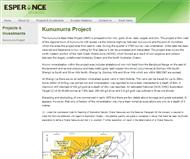 Esperance Minerals Limited Website Link