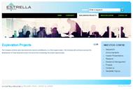 Estrella Resources Limited Website Link