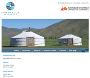 Eumeralla Resources Limited Website Link