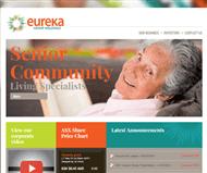 Eureka Group Holdings Ltd Website Link