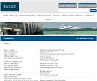 Euroz Limited Website Link
