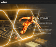 Altium Limited Website Link