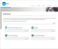 Fairfax Media Limited Website Link
