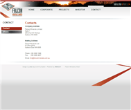 Falcon Minerals Limited Website Link