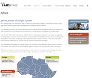 FAR Limited Website Link