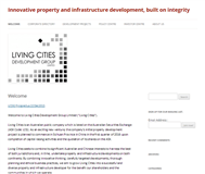 Living Cities Development Group Limited Website Link