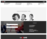 Linius Technologies Limited Website Link