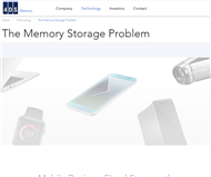 4DS Memory Limited Website Link