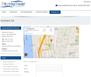 Fitzroy River Corporation Ltd Website Link