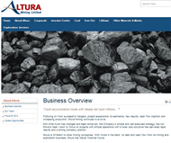 Altura Mining Limited Website Link