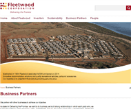 Fleetwood Corporation Limited Website Link