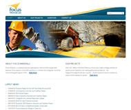 Focus Minerals Ltd Website Link