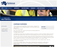 Fortescue Metals Group Ltd Website Link