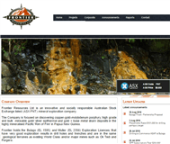 Frontier Resources Limited Website Link