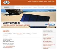G.U.D. Holdings Limited Website Link