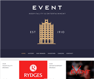 Event Hospitality & Entertainment Limited Website Link