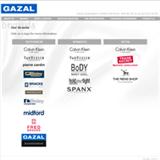 Gazal Corporation Limited Website Link