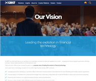 GBST Holdings Limited Website Link