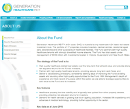 Generation Healthcare REIT Website Link