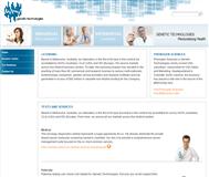 Genetic Technologies Limited Website Link