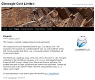 Gleneagle Gold Limited Website Link