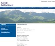 Global Geoscience Limited Website Link