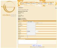 Global Gold Holdings Limited Website Link