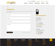 Global Petroleum Limited Website Link