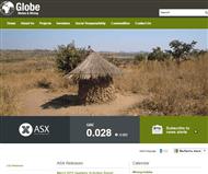 Globe Metals & Mining Limited Website Link