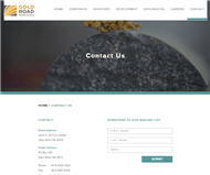 Gold Road Resources Limited Website Link